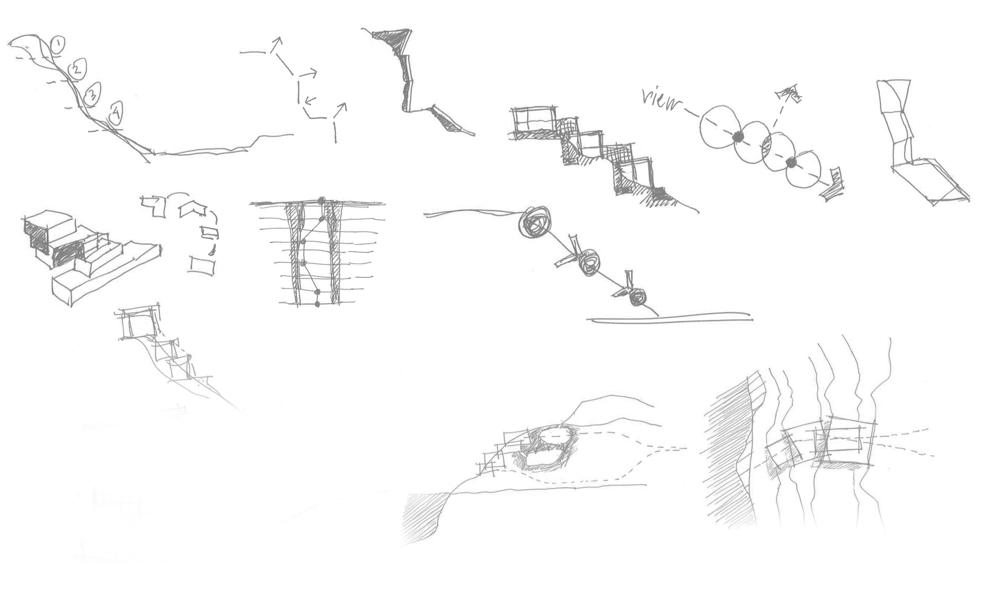 Climb Sketch Ideas